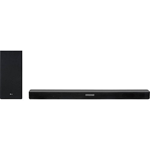 LG SK5Y 2.1 Channel 360W High Resolution Audio Sound Bar (2018 Model)