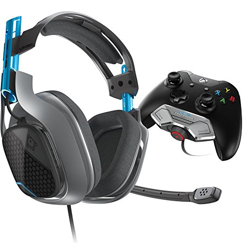 ASTRO Gaming A40 Headset + Mixamp M80 – Halo 5 Special Edition – Xbox One (2015 model)