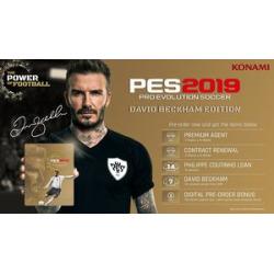 Pro Evolution Soccer 2019 – David Beckham Edition for PlayStation 4