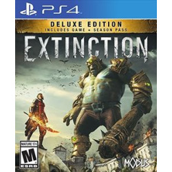 Extinction – Deluxe Edition for PlayStation 4