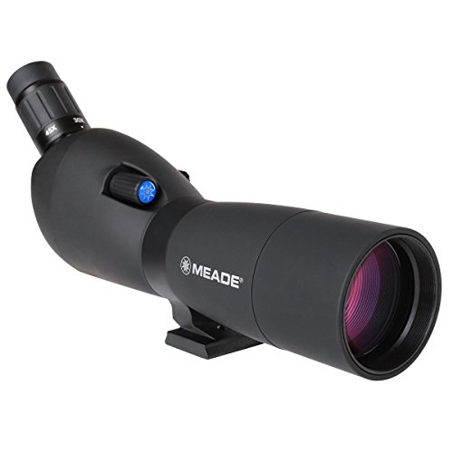 Meade Instruments 126000 Wilderness Spotting Scope – 15-45×65-mm (Black)