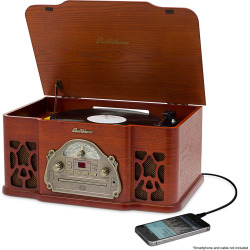 Electrohome Winston Vinyl Record Player Turntable