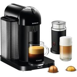 Nespresso Vertuo Black Bundle by Breville