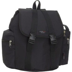 Sorksak Travel Backpack Diaper Bag – Black
