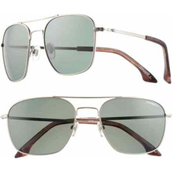 Unisex O'Neill Square Aviator Sunglasses, Oxford