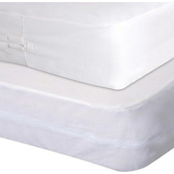 Protect-A-Bed Buglock Bed Bug Protection Pack – White (Extra Long Twin)
