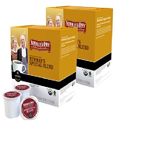 Newman's Own Extra-bold Special Blend Coffee K-Cups, Two 80 Packs (160 Total) for Keurig Brewers