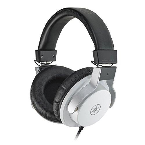 Yamaha HPH-MT7 Monitor Headphones, White