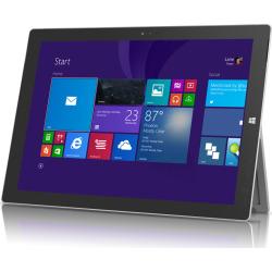 Microsoft Surface Pro 3 (Windows 10.1) Intel Core i5 12 Tablet w/ 256GB – Silver (Used)