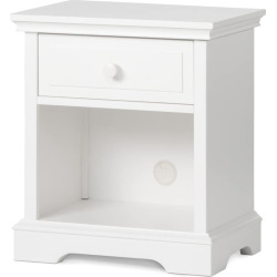 Child Craft Universal Night Stand, White