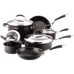 Circulon Elite 10-pc. Hard-Anodized Cookware Set, Multicolor
