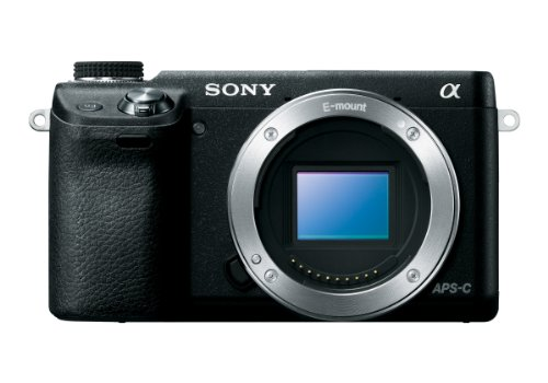 Sony NEX-6/B Mirrorless Digital Camera with 3-Inch LED – Body Only (Black)