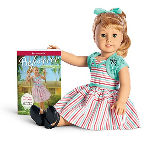 American Girl Maryellen Doll and Book