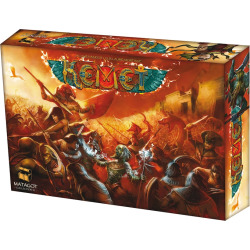 Kemet Board Game, Multicolor