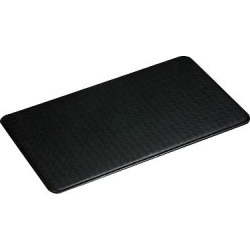 Imprint Comfort Kitchen Mat Nantucket Series – Black 26×72
