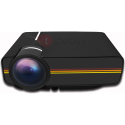 mini projector 1080p support hdmi usb vga av sd for home theateruk plug - Allshopathome-Best Price Comparison Website,Compare Prices & Save