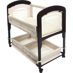 arms reach cambria co sleeper bassinet natural - Allshopathome-Best Price Comparison Website,Compare Prices & Save