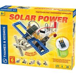 Thames & Kosmos Solar Power, Multicolor