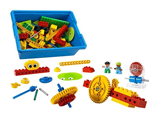 Early Simple Machines for Kindergarten STEM by LEGO Education DUPLO