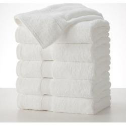 Martex Commercial 6-pk. Solid Bath Towels, White