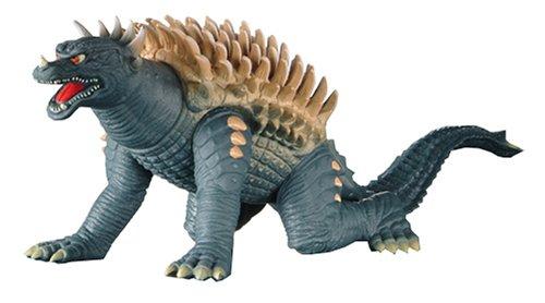 Godzilla Bandai Japanese 6 Inch Vinyl Figure 2005 Final Wars Anguirus