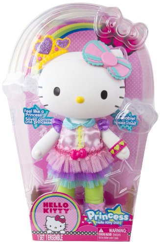 Hello Kitty Princess Large Doll