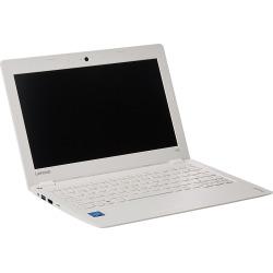 Lenovo Ideapad 110S 11.6 inch Laptop 2GB Memory/32GB eMMC Flash Memory – White (Refurbished)
