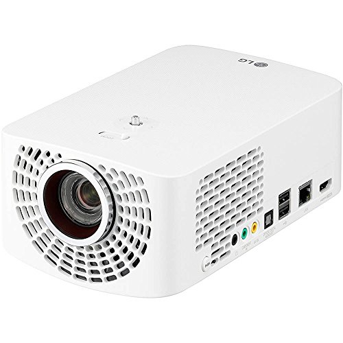 LG PF1500W LED Smart Home Theater Projector with Smart TV Built-In (2017 Model)