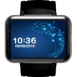 2.2-inch HD Camera Smart Watch Phone Dual Core 512MB+4GB GPS Wifi 3G SIM Smartwatch Phone