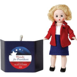 Madame Alexander Wendy President Doll, Multicolor