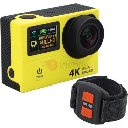 H3R 4K Action Camera Ultra 1080P HD Wifi Sport Video Camera 170D Wide Angle