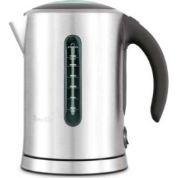 Breville Soft-Top Electric Tea Kettle, Grey