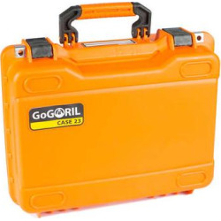 GoGORIL G23 Hard Case for DJI Mavic Pro (Orange) G23-NF-O