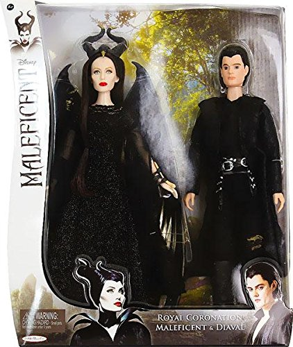 Disney Royal Coronation Maleficent and Diaval