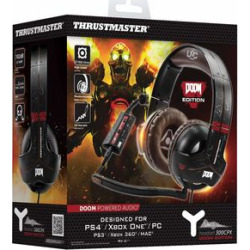Thrustmaster Y-300CPX Universal Gaming Headset – Doom Edition