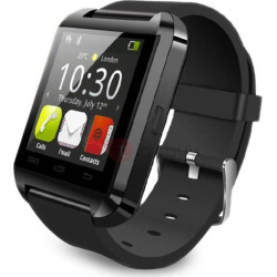 U8 Bluetooth Smart Watch Outdoor Sports Tracker for Android IOS Smartphones Men Ladies