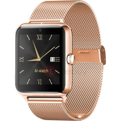 Smart Watch Z50 IPS Screen with Camera Support Wearable Tech for iPhone Android