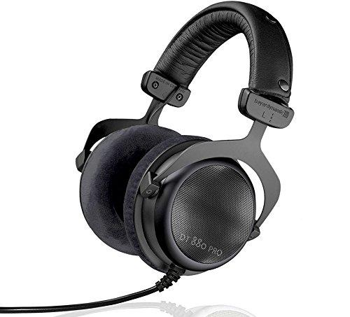 Beyerdynamic DT 880 PRO – 250 Ohm Semi-Open Studio Headphones (Limited Edition)