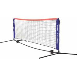Champion Sports Mini Tennis Net Set, Multicolor