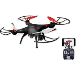 Swift Stream Z-9 Quadcopter Drone with Camera, Black