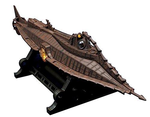 """X-Plus Diecast Age Nautilus """"20,000 Leagues Under The Sea"""" Action Figure"""