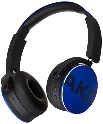AKG Bluetooth Headphone, Blue (Y50BT)