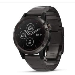 garmin fenix 5 smartwatch plus sapphire carbon gray dlc titanium with dlc - Allshopathome-Best Price Comparison Website,Compare Prices & Save