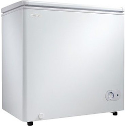 Danby 5.5 Cu. Ft. Chest Freezer – White DCF055A1WD