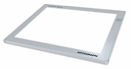 Artograph 12 inch by 9 inch Light Pad Light Box