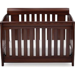 delta children clermont 4 in 1 convertible crib chocolate choocolate - Allshopathome-Best Price Comparison Website,Compare Prices & Save