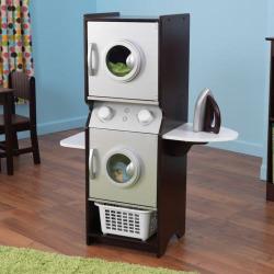 KidKraft Laundry Play Set, Brown