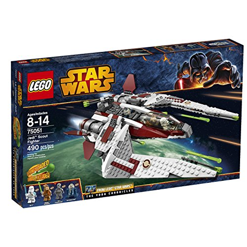 lego star wars 75051 jedi scout fighter building toy discontinued by - Allshopathome-Best Price Comparison Website,Compare Prices & Save