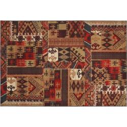 mohawk home louis clark patchwork rug multicolor - Allshopathome-Best Price Comparison Website,Compare Prices & Save