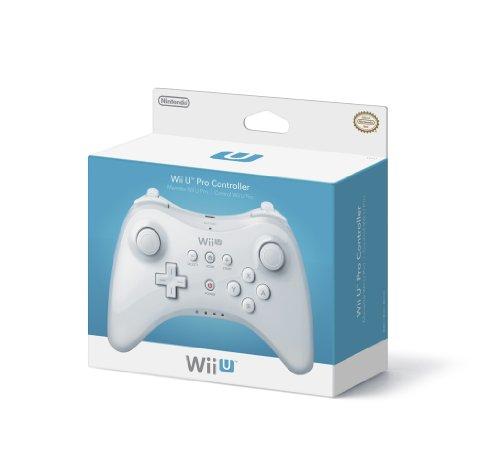 Wii U Pro Controller – White